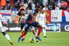 Caen kalah lawan Bordeaux