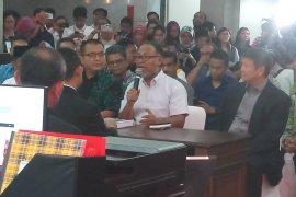 Kuasa hukum Prabowo-Sandi keluhkan penutupan ruas jalan ke MK