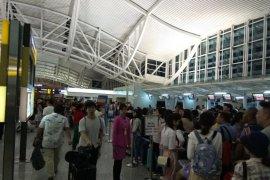 Sejumlah penerbangan dibatalkan terkait erupsi Gunung Agung