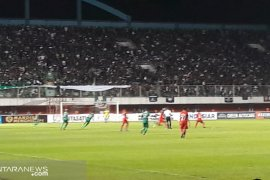 Dinilai keputusan wasit kontroversial, PSSI evaluasi laga PSS Sleman  versus Semen Padang