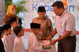 Silaturahmi dengan karyawan-masyarakat, BNI gelar safari Ramadhan di Gorontalo