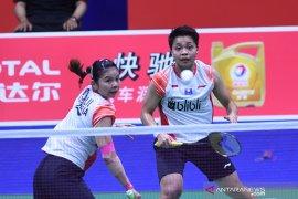 Langkah Greysia/Apriyani terjegal dari Chen/Jia di semifinal Australia Open