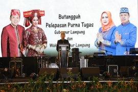 M Ridho Ficardo: Teruskan Pembangunan Lampung