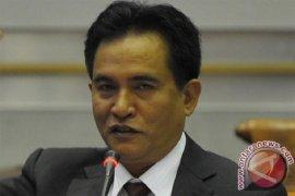 Tim kuasa hukum Jokowi-Ma'ruf serahkan keterangan ke MK