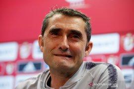 Bartomeu masih dukung Valverde bertahan di Barcelona