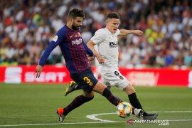 Usai juarai La Liga Spanyol, Barcelona terperosok lewati pekan-pekan terpahit