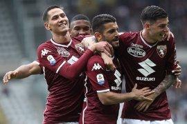 Torino hajar Lazio untuk finis ketujuh klasemen
