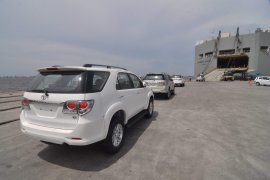 Ekspor Toyota Indonesia turun akibat tekanan ekonomi global
