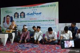 Sinta Nuriyah Wahid: Puasa, momentum padamkan api kebencian