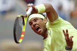 Nadal awali Prancis Open dengan kemenangan putaran pertama