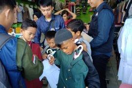 ACT Lampung gulirkan gerakan 1.000 baju Lebaran