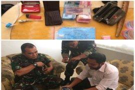 Posal Tabanio menggagalkan transaksi narkoba di dermaga