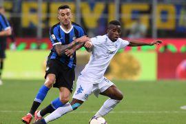 Chelsea sepakati transfer Gelandang Inter Matias Vecino