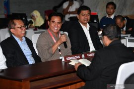 Tim kuasa hukum Jokowi-Ma'ruf sikapi perubahan permohonan Prabowo-Sandi