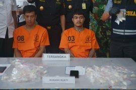 Suami-istri dituntut 15 tahun karena 37 paket sabu