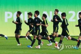 Korsel  manfaatkan kelemahan Afsel di Piala Dunia U20