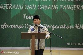 KAHMI - HMI diajak berperan pemerataan kesejahteraan masyarakat Tangerang