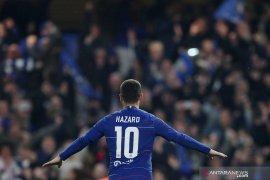 Hazard katakan trofi Liga Europa bisa jadi kado perpisahan sempurna