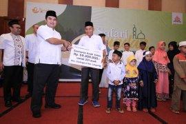 Semen Indonesia Group santuni anak yatim di  Aceh