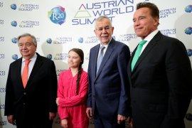 Puluhan ribu anak Selandia Baru mogok sekolah  lakukan aksi soal iklim