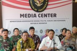 Kapolri Tito: Wiranto, Luhut, BG dan Gories Mere target pembunuhan