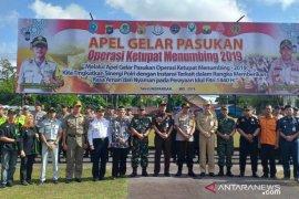 230 personel gabungan Belitung terlibat dalam Operasi Ketupat Menumbing 2019