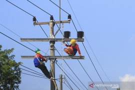 PLN jamin pasokan listrik lebaran