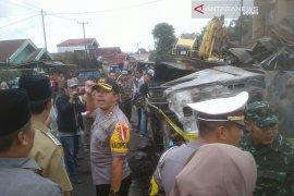 Lakalantas di Rejang Lebong, tiga orang tewas