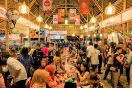 15.000 pengunjung hadiri Ubud Food Festival 2019