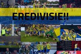 Klub pemain Indonesia Ezra Walian promosi ke Eredivisie Belanda
