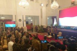 Laporan keuangan pemerintahan Jokowi dapat opini Wajar Tanpa Pengecualian