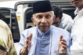 Amien Rais nilai Jokowi paham demokrasi karena sebut oposisi mulia