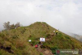 KLHK belum terbitkan izin pendakian Gunung Rinjani