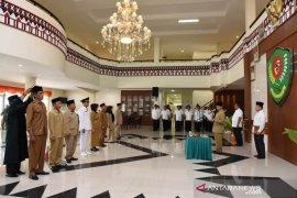Kembali, delapan pejabat Tapsel dilantik