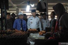 Wali Kota Jambi blusukan cek harga sembako jelang hari raya