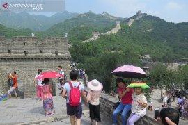 Tembok China batasi 65.000 turis per hari