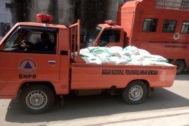 BPBD Lebak fokuskan salurkan bantuan cegah kerawanan pangan