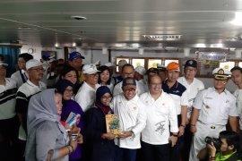 Perum Jamkrindo berangkatkan 1.700 peserta mudik gratis BUMN