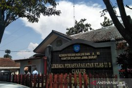 175 warga binaan Lapas Cianjur diajukan untuk dapat remisi
