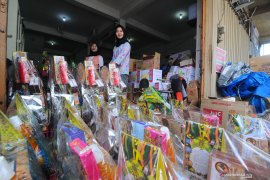 Parcel shops flooded with orders ahead of Eid