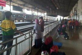 Imbas anjlok KA Lodaya di Nagreg, empat kereta terlambat tiba di Madiun
