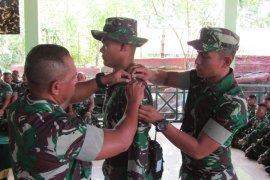 Danrem 133/Nani Wartabone tutup latihan pratugas pengamanan perbatasan Yonif 713