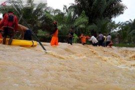 BPBD Penajam siaga darurat bencana banjir dan longsor
