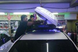 Penjualan aksesori mobil laris jelang  Lebaran