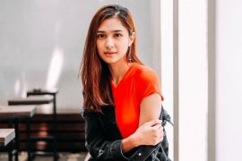 Mikha Tambayong  ungkap tantangan main musikal