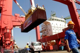 NTT ekspor delapan kontainer rumput laut ke Argentina