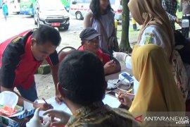 Jelang mudik, pengemudi di Terminal Ubung-Mengwi Bali lakukan tes urine