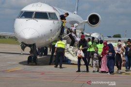 BNN Jambi tes urine pilot dan kru penerbangan