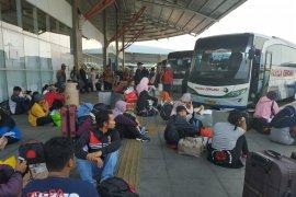 24.000 pemudik berangkat dari Pulo Gebang
