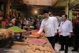 Harga daging ayam di Kota Tangerang naik jelang Idul Fitri